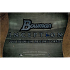 2014 BOWMAN INCEPTION BASEBALL FACTORY SEALED HOBBY BOX IN STOCK FREE SHIPPING
