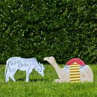 Outdoor Nativity Store Outdoor Nativity Set Add on Donkey and Camel Color