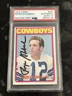 Roger Staubach Cards, Rookie Cards and Autographed Memorabilia Guide 64