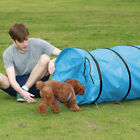 Pet Tunnel Puppy Dog Cat Agility Training 55M Outdoor Obedience Exercise Runway