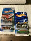 SUPER TREASURE HUNT CORVETTE WITH 3 HOT WHEELS TREASURE HUNT VEHICLES