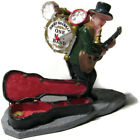 Lemax Christmas Village Figure One Man Band Victorian Street Entertainer Retire