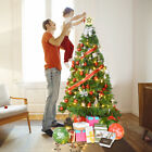 6Ft Artificial PVC Christmas Tree W Stand Holiday Season Indoor Outdoor Home