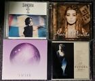 3 CD collection by Sandra including biggest hits, plus CD School of Seven Bells