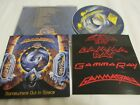 GAMMA RAY / somewhere out in space /JAPAN LTD CD bonus track STICKER