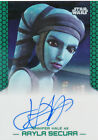 2015 Topps Star Wars Chrome Perspectives: Jedi vs Sith Trading Cards 7