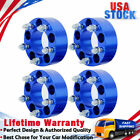 4Pack 5 Lug 2 Wheel Spacers Adapters 5x45 For Jeep Liberty Wrangler Cherokee