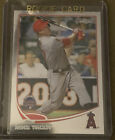 2013 Topps Chrome Update MIKE TROUT Mega Box Exclusive #MB-9 Angels Mint