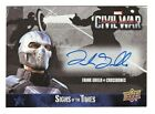 2016 Upper Deck Captain America Civil War Trading Cards 11