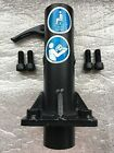 Pride Jazzy Select  Select 6 Lower Adjustable Seat Post Pedestal Mount Bracket