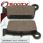 Rear Ceramic Brake Pads 2010-2012 Gas Gas EC 125 200 250 300 Set Full Kit 2T tj
