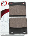 Rear Organic Brake Pads 1994-1995 Suzuki GSX-R750 Set Full Kit WR WS Complet mj