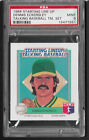 1988 Starting Line Up Dennis Eckersley Talking BB PSA 9 Oakland Athletics HOF'er
