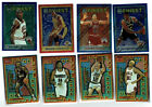 1995-96 Topps Finest Basketball Cards 16