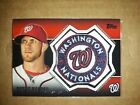 2013 Topps Series 1 Baseball Commemorative Patch and Rookie Patch Guide 62
