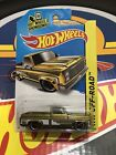 2014 Hot Wheels 83 Silverado Super Treasure Hunt International Card