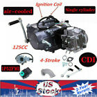 125CC 4-speed 4 Up Motor complete engine kit For HONDA CRF50 CRF70 XR50 XR70 US