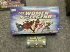 FACTORY SEALED CRYPTOZOIC DC COMICS THE WOMEN OF LEGEND TRADING CARD BOX