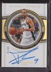 2019 National Treasures Tony Parker National Archives Gold Auto Autograph 10