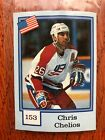 Chris Chelios Rookie Cards and Autograph Memorabilia Buying Guide 8