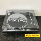 Technics SL 1200 MK3 Black Turntable Direct Drive  dust cover