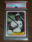 Top 10 Andre Dawson Baseball Cards 13