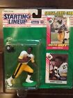 1993 Starting Lineup Barry Foster Figure,Cards-Pittsburgh Steelers  SLU NFL NEW