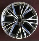 20 Audi A7 Machined Gray New factory original Wheel 58983 rim 4G8601025AE