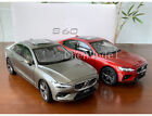 VOLVO S60 T5 2020 Diecast Model Car 118 Scale collection Decoration Boy Gift
