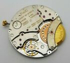 PIAGET AUTOMATIC MOVEMENT  CAL.12PC1 GOLD DIAL MOVIMENT, DIAL, HANDS AND CROWN