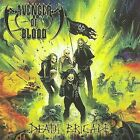 Avenger of Blood - Death Brigade CD 2007 Punk Core Records