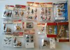 Lemax Lot Of 15 Holiday Village Skiing & other Figures People & pets etc.
