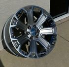 HYPER SILVER CHROME GMC DENALI STYLE WHEELS FOR SIERRA YUKON 22X9 1999 2018