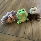 TY Beanie Babies 2.0 - Jumps, Tommy, And Hoodwink