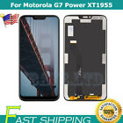 For Motorola moto G7 Power XT1955 LCD display Touch Screen Digitizer Replacement