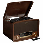 Electrohome Vinyl Record Player Turntable Bluetooth Radio CD Vinyl to MP3