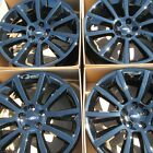 20 Ford Explorer Flex Factory Wheels Rims Gloss Black OEM Set of 4