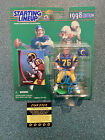 Orlando Pace Signed Autographed (St Louis Rams) NFL Series Starting Lineup COA