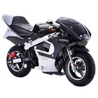 2020 4 STROKE 40cc GAS POCKET BIKE Mini MOTORCYCLE for kids and Teens NO CA SALE