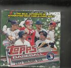 2017 TOPPS HOLIDAY BOX FACTORY SEALED 100 CARDS ONE AUTO OR 1 RELIC