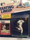 1988 Ruben Sierra Starting Lineup figure Card Texas Rangers toy MLB Rare Toy