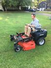 Gravely 52In. Zero Turn Commercial Mower ZT52HD 3100 Commercial With Only 342 Hr