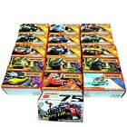 2020 Matchbox 164 Lot of 16 Power Grabs Die Cast Vehicles Boat and Trailer