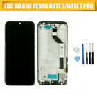 For Xiaomi Redmi Note 7/Note 7 Pro LCD Display Touch Screen Digitizer Frame