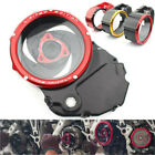 CNC Clutch Cover Spring Retainer Ring Pressure For Ducati Diavel Carbon XDiavel