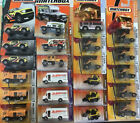 LOT OF 23 MATCHBOX 2008 2009 2010  2013