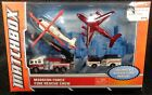 Matchbox 2012 Mission Force Fire Rescue Crew Real Working Rigs Pierce RARE