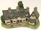 DAVID WINTER THE HEART OF ENGLAND SERIES CRAFTSMEN'S COTTAGES, GREY ROOF