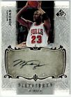 2006 SP Signature Edition Michael Jordan Auto Autograph - Mint Bulls