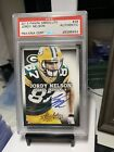 2013 Panini Jordy Nelson Signed Card PSA DNA Certified Autograph Rare Auto
